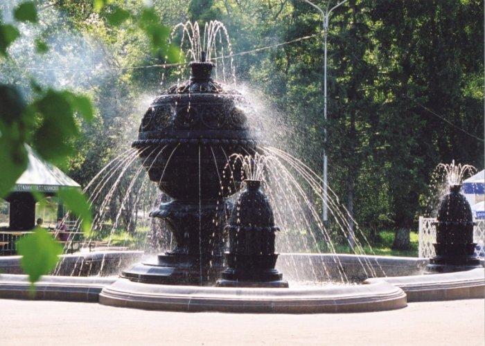 Фонтаны – культурный центр города