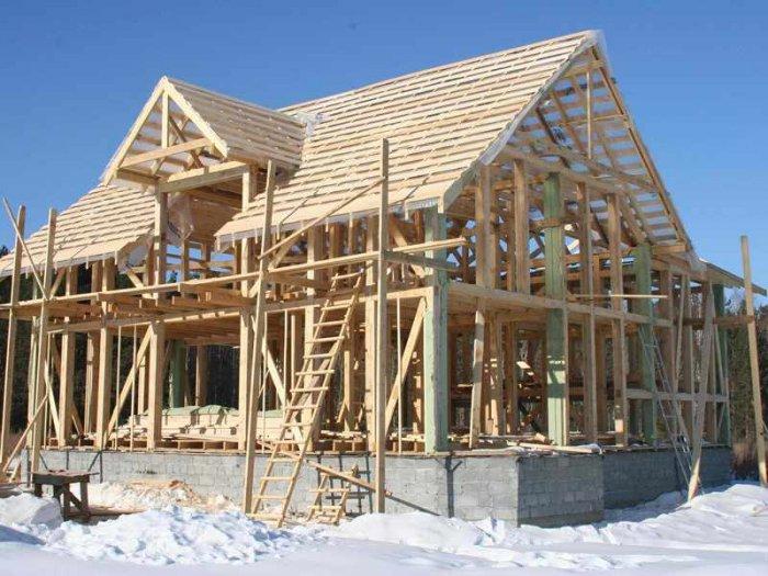 Вы решили построить дом