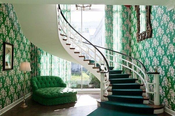 Красивые лестницы в интерьере
