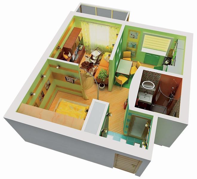 Что нужно для перепланировки квартиры