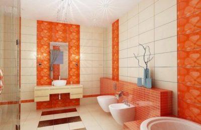 Создаём красивый интерьер в ванной комнате