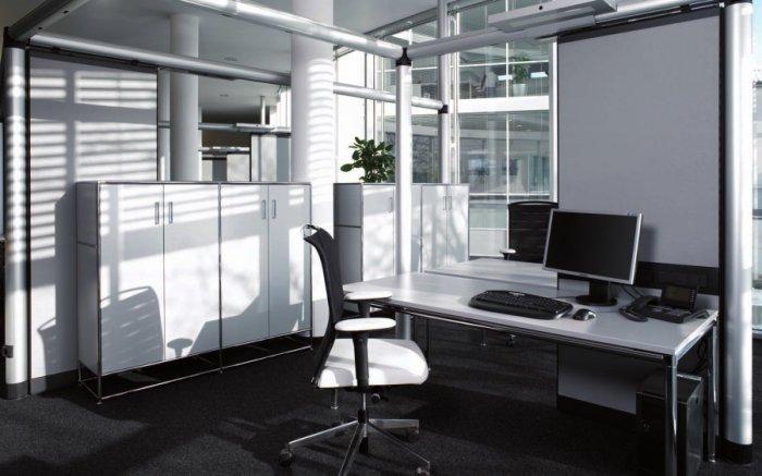 Хай-тек и офис совместимость