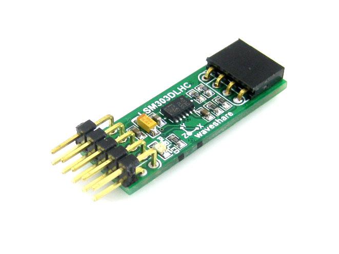 LSM303DLHC-Board-High-Performance-E-compass-font-b-3D-b-font-Accelerometer-Magnetometer-Module-font-b