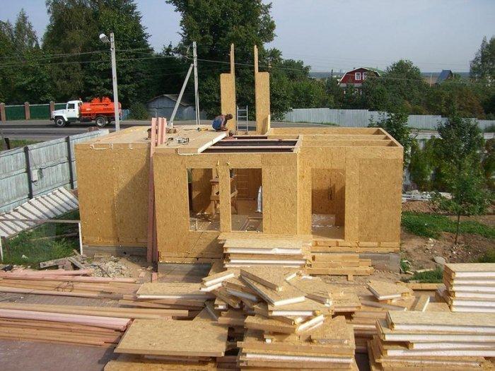 Изготовление стройматериалов для дома