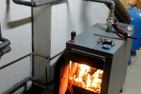 Приобретение твердого топлива