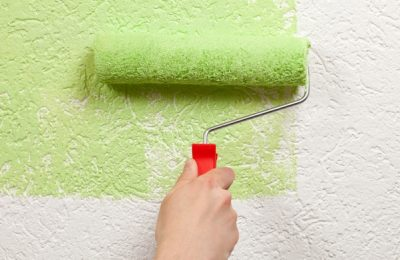 Подготовка помещения для покраски