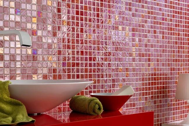 Мозаика в декоративной отделке