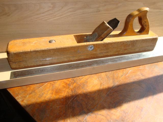 Ручной рубанок – древний инструмент