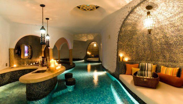 Бассейн в доме: предмет роскоши или прихоть?