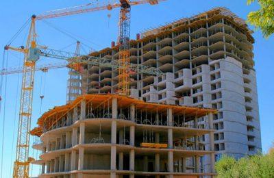 Пятый этап строительства дома