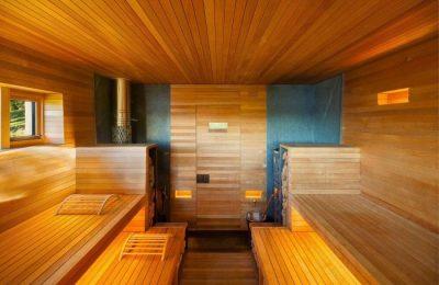 Дизайн бани в доме