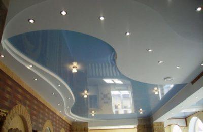 Французские потолки