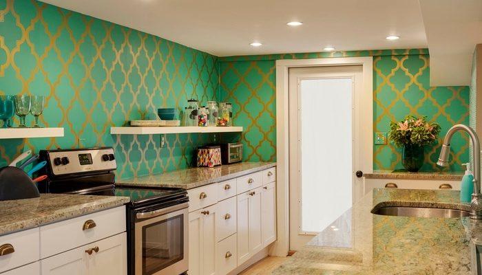Создаем неповторимый дизайн интерьера маленькой кухни