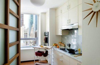 Практичность и пропорции в дизайне квартиры