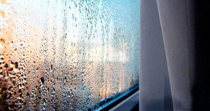 kondensat na oknah