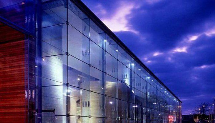 спайдерная система для стекла