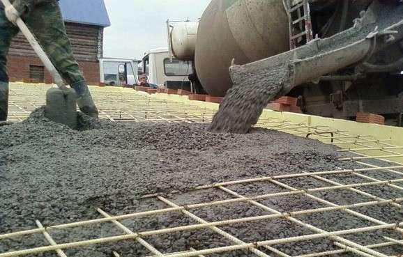 Oblasti primeneniya marok betona