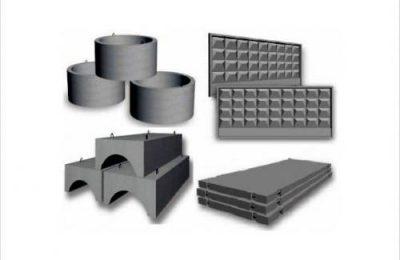 betonnye kolca plity