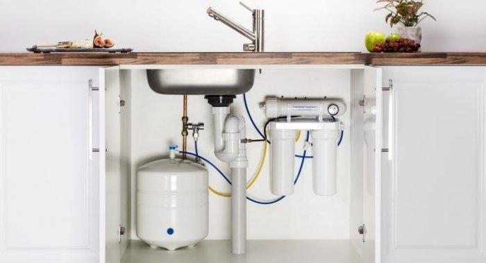 filtr dlya vody pod mojku kakoj luchshe 1