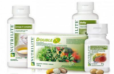 NUTRILITE packshot