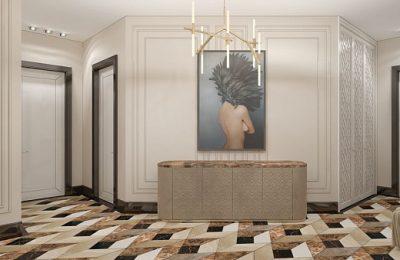 disayn koridora v art deko stile 3639 38