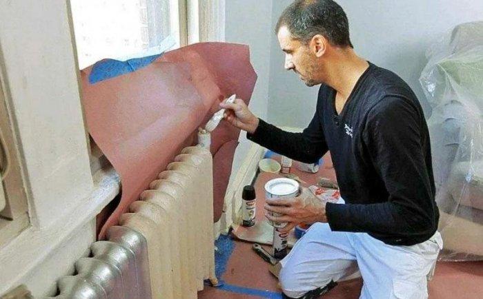 pokraska radiatorov i trub otopleniya 2