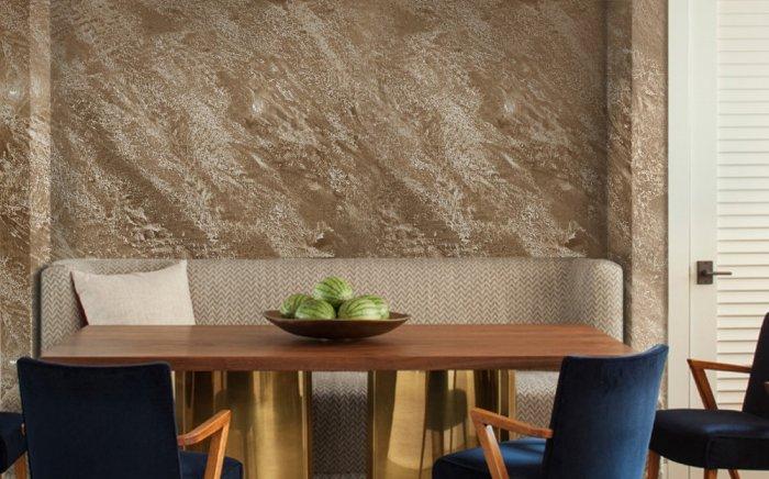 dekorativnaya shtukaturka travertino krasivye varianty otdelki sten v interere 2