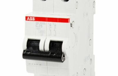 Автоматический выключатель abb 16а