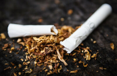 difference between cigarette and pipe tobacco