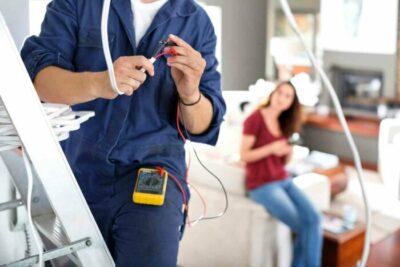 elektrik voltservice